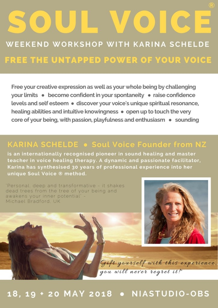 Soul Voice Workshop